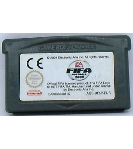 FIFA 2005 sur Gameboy Advance GBA 59