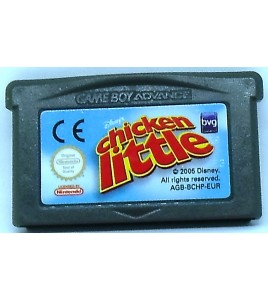 Chicken Little sur Gameboy Advance GBA 60