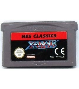 Xevious NES Classic sur Gameboy Advance GBA 88