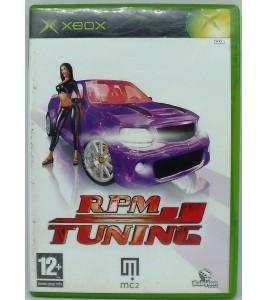 Rpm tuning sur Xbox avec Notice