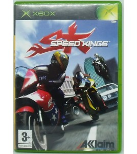 Speed Kings sur Xbox avec Notice