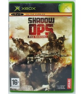 Shadow Ops : Red Mercury sur Xbox sans Notice