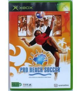 Pro Beach Soccer sur Xbox avec Notice