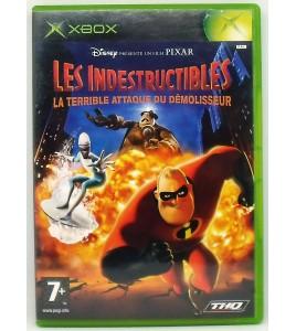 Les Indestructibles 2 : La Terrible attaque du démolisseur sur Xbox avec Notice