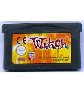 Witch sur Gameboy Advance GBA 99