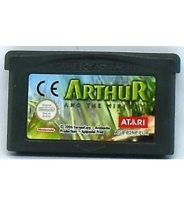 Arthur et les Minimoys sur Gameboy Advance GBA 101