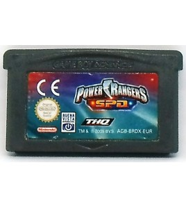 Power Rangers Space Force Delta sur Gameboy Advance GBA 104