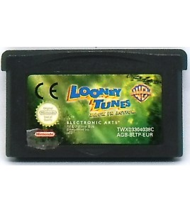 Les Looney Tunes passent à l'action sur Gameboy Advance GBA 107
