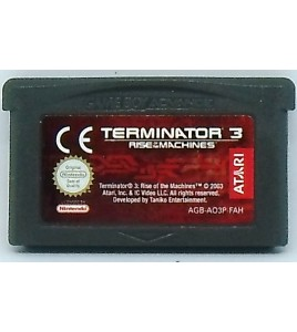 Terminator 3 : Rise of the Machines sur Gameboy Advance GBA 109