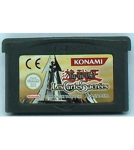 Yu-Gi-Oh : Les Cartes Sacrées sur Gameboy Advance GBA 112