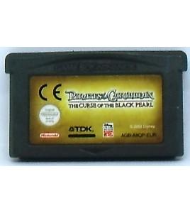 Pirate des Caraïbes: La Malédiction de la Perle Noire sur Gameboy Advance GBA 115