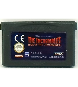 Les Indestructibles : La Terrible attaque du démolisseur sur Gameboy Advance GBA 117A