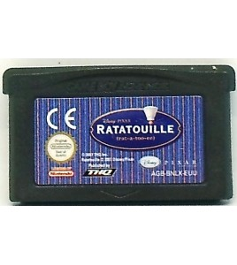 Ratatouille sur Gameboy Advance GBA 118