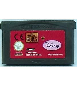 Disney Princesses + Frère des ours sur Gameboy Advance GBA 126