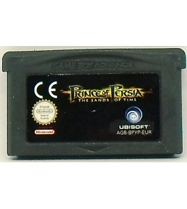 Prince of Persia : Les Sables du temps sur Gameboy Advance GBA 134 Games And Toys