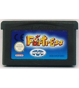 Fortress sur Gameboy Advance GBA 130 Games And Toys