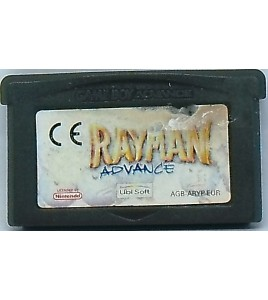 Rayman Advance sur Gameboy Advance GBA 132 Games And Toys