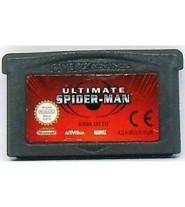 Ultimate Spider-Man sur Gameboy Advance GBA 135 Games And Toys