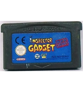 Inspector Gadget sur Gameboy Advance GBA 136 Games And Toys