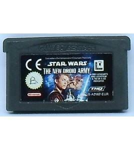 Star Wars The New Droid Army sur Gameboy Advance GBA 139 Games And Toys