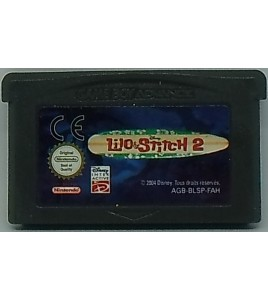 Lilo et Stitch 2 sur Gameboy Advance GBA 146 Games And Toys