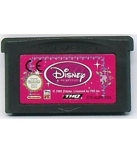 Disney Princesses sur Gameboy Advance GBA 150 Games And Toys