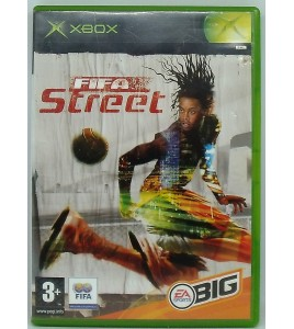 Fifa Street sur Xbox sans Notice