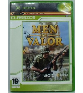 Men of Valor - Classics sur Xbox avec Notice Games And Toys