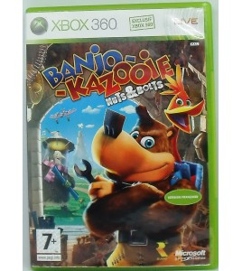 Banjo-Kazooie: Nuts and Bolts sur Xbox 360 avec Notice MC50 Games And Toys