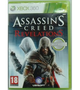 Assassin's Creed : revelations sur Xbox 360 avec Notice MC51 Games And Toys