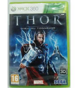 Thor sur Xbox 360 avec Notice MC53 Games And Toys