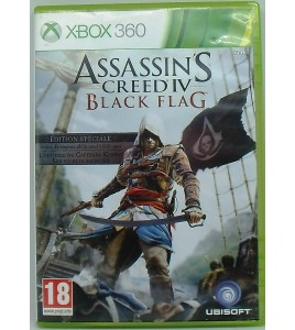 Assassin's Creed IV : Black Flag sur Xbox 360 avec Notice MC60 Games And Toys