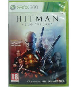 Hitman HD trilogie sur Xbox 360 avec Notice MC61 Games And Toys