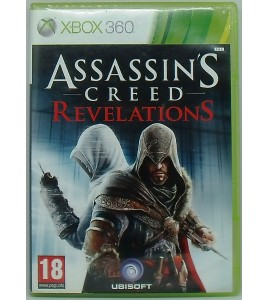Assassin's Creed : revelations sur Xbox 360 avec Notice MC62 Games And Toys