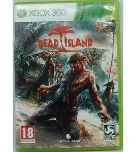 Dead Island sur Xbox 360 avec Notice MC64 Games And Toys