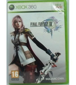 Final Fantasy XIII (Import Anglais) sur Xbox 360 avec Notice MC67 Games And Toys
