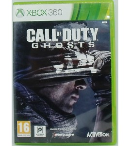 Call of Duty : Ghosts sur Xbox 360  sans Notice MC73 Games And Toys