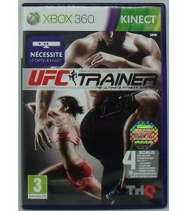 UFC Personal Trainer (jeu Kinect) avec Notice MD23 Games And Toys