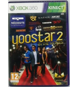 Yoostar 2 (jeu Kinect) sur Xbox 360 avec Notice MD33 Games And Toys