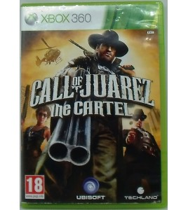 Call of Juarez : the Cartel sur Xbox 360 avec Notice MD37 Games And Toys