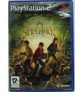Chroniques De Spiderwick sur Playstation 2 PS2 avec Notice Games And Toys