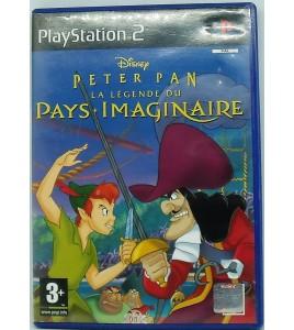 Peter Pan : La légende du pays imaginaire sur Playstation 2 PS2 sans Notice Games And Toys
