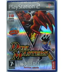 Duel masters sur Playstation 2 PS2 avec Notice Games And Toys