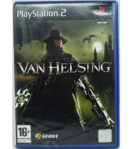 Van Helsing sur Playstation 2 PS2 sans Notice Games And Toys