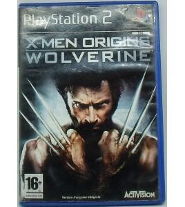 X-Men Origins : Wolverine sur Playstation 2 PS2 sans Notice Games And Toys