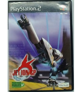 Jet Ion GP sur Playstation 2 PS2 avec Notice Games And Toys