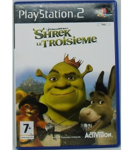 Shrek : le troisième sur Playstation 2 PS2 avec Notice Games And Toys