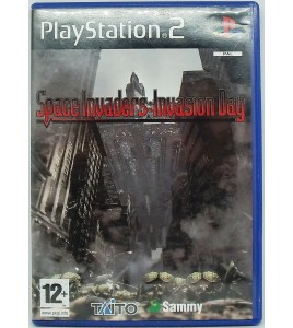 Space invaders : Invasion day sur Playstation 2 PS2 avec Notice Games And Toys