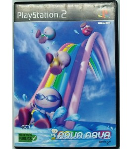 Aqua Aqua : Wetrix 2 sur Playstation 2 PS2 avec Notice Games And Toys