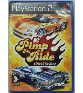 MTV Pimp My Ride Street Racing sur Playstation 2 PS2 avec Notice Games And Toys